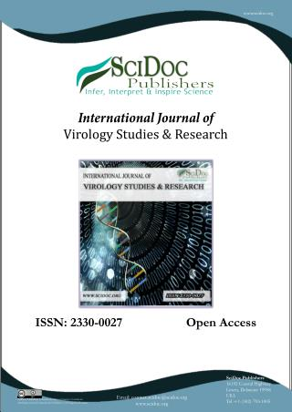 Virus proteomics-ScidocPublishers
