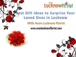 Best Gift Ideas to Surprise Your Loved Ones in Lucknow
