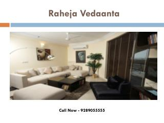 Raheja Revanta Gurgaon