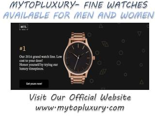 Mytopluxury Watches