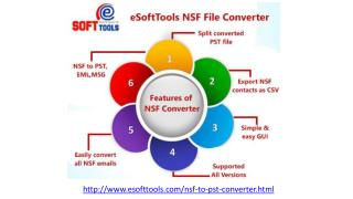 Lotus Notes File Converter
