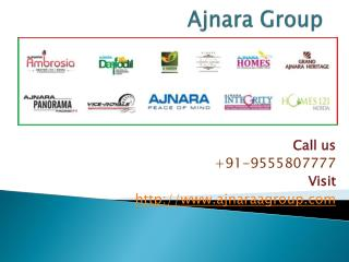 Ajnara Group Apartments For Sale