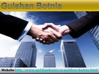 Gulshan Botnia Residential Apartments
