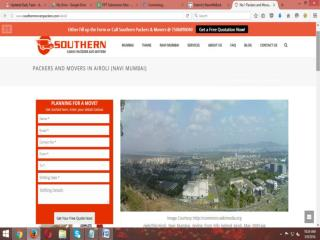Southern Cargo Packers and Movers in Airoli (Navi Mumbai)- Provides Hassle Free Relocation Services