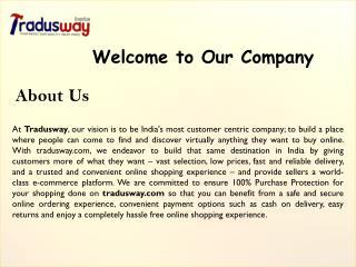 Buy Online Industrial Tool on Tradusway