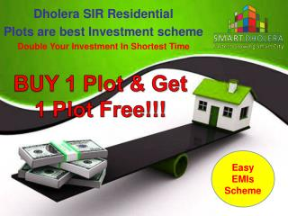 Dholera SIR Residential Plots