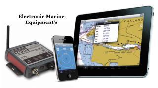 Marine Equipment Suppliers & Sellers in UAE