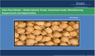 Chickpeas Market Report 2016-2021