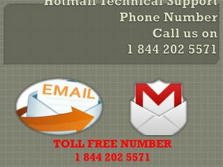 1 844 202 5571 Hotmail Technical Support Phone Number CANADA