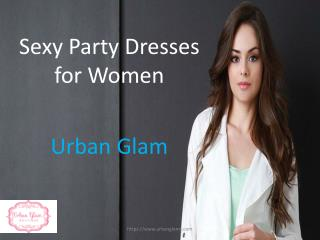 Sexy Party Dresses for Women - Urban Glam Boutique