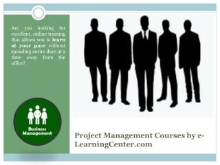 Improve your project management skills