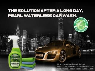 Pearl Waterless International - The Great Car Care Products