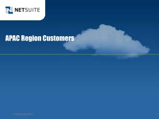 NetSuite cloud program offered by BM Online NetSuite.