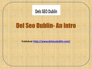 Strongest SEO in Dublin