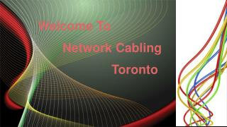 Best Network Cabling Technicians In Toronto