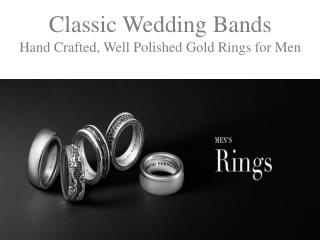 Buy Online Mens Rings at The Best Price | GoldnStone