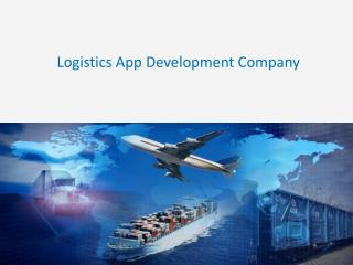 Logistics app development company