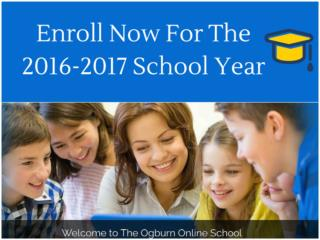 Accredited Online Home School