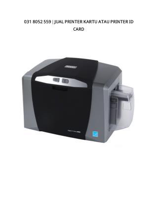 0878 5510 1917 | Toko Jual Printer Kartu - Printer ID Card - Cetak ID Card
