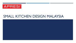 small kitchen design malaysia