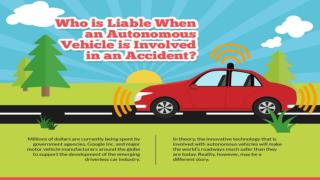 Who is Liable When an Autonomous Vehicle is Involved in an Accident?n-accident