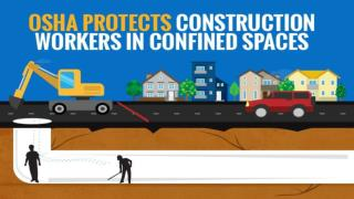 OSHA Protects Construction Workers in Confined Spaces