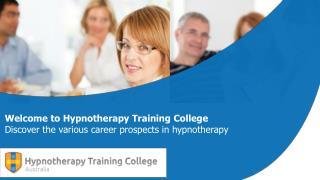 Hypnotherapy Training ! Hypnotherapy Training College Australia