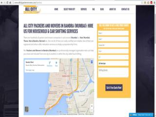 Packers and Movers in Bandra (Mumbai) - All City Packers and Movers�
