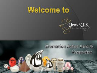 Cremation Urns Ashes and Keepsakes - Urns UK