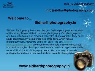 E-commerce product photographers in Delhi