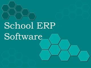 Benefits of School ERP Software