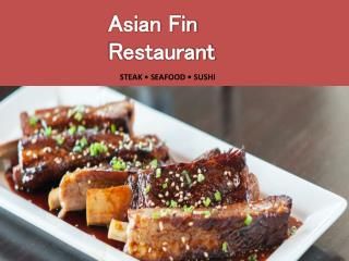 Best Catering Services in Palm Beach - Asian Fin