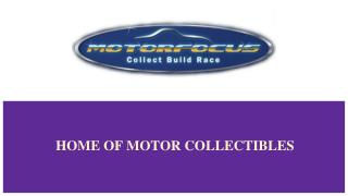 HOME OF MOTOR COLLECTIBLES