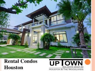 Rental Condos Houston