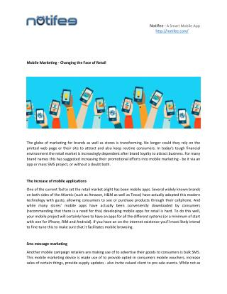 Text Messaging Mobile Apps - The New Method to Communicate