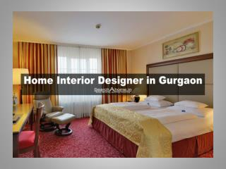 Home Interior Designer in Gurgaon