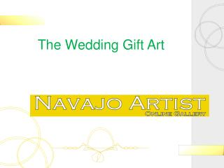 The Wedding Gift Art