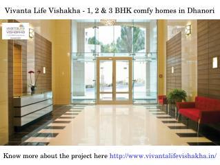 Affordable Residential Property in Vivanta Life's Vishakha Dhanori Pune
