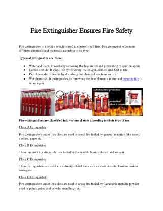 fire extinguishers Dartford