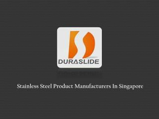 Stainless Steel Supplier In Singapore