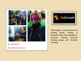 Gym Personal Training