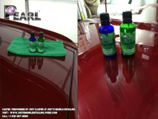 Pearl Nano Coatings a ceramic coating that affordable in your budget