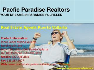 Real Estate Agents in Puerto Vallarta