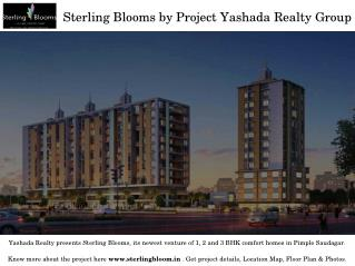Residential Property in Sterling Blooms Pimple Saudagar Annexe Pune