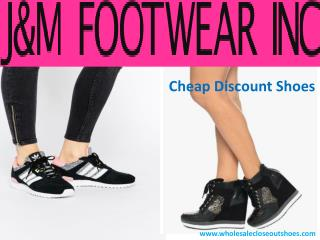 Cheap Discount Shoes in US