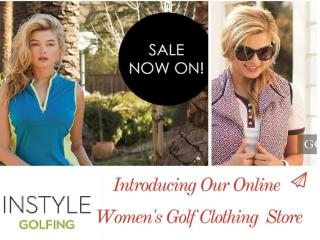 Women Golf Shirts | Dresses | Accessories