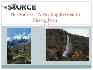 Ayahuasca and San pedro retreat in cusco