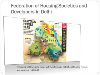 Federation of Housing Societies and Developers in Delhi