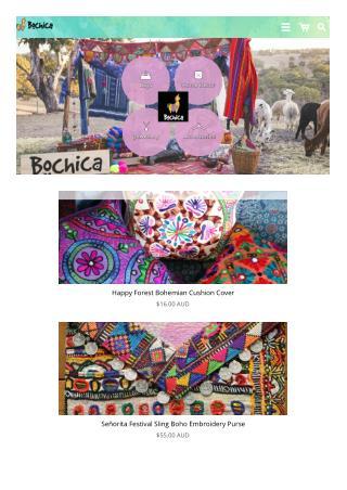 Shop Boho Online