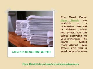 Shop for Gym Towels